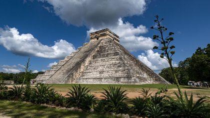 Descubren Balamkú, un 'tesoro científico' en Chichén Itzá