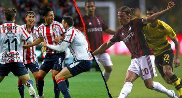 ¡Contra la élite! Los poderosos rivales que Chivas quiere enfrentar en su gira europea
