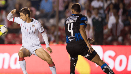 La racha negativa con la que Chivas llegará al clásico contra América, tras su empate en Querétaro