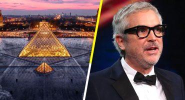 El Museo de Louvre celebra sus 30 años con un collage en el que participó Alfonso Cuarón 😮