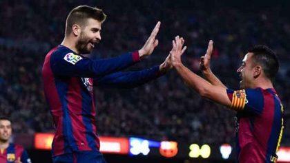 ¡Con Xavi y Piqué! Conoce a los 20 futbolistas convocados a la Selección de Cataluña