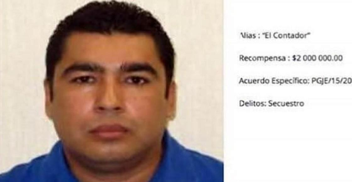 """Detienen en San Luis Potosí a """"El Contador"""", líder del Cártel del Golfo"""