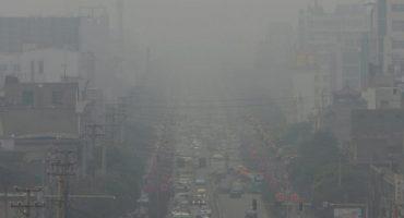 Estas son las ciudades más contaminadas según Greenpeace 🤢😷
