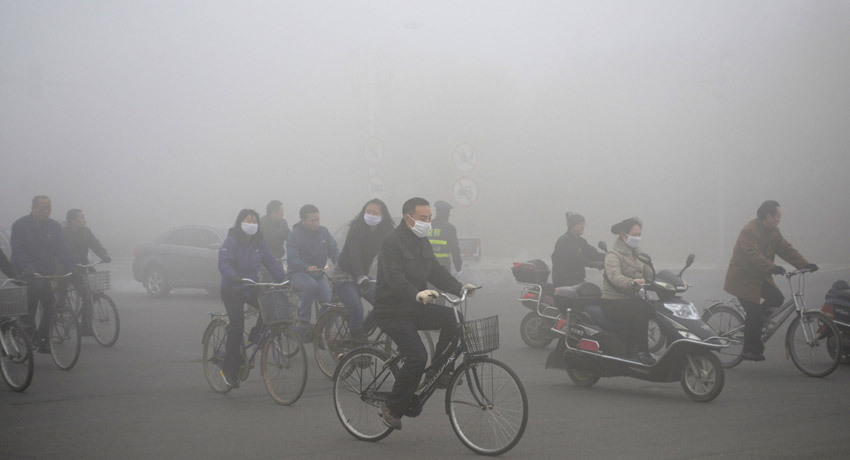 Cof-cof! Estas son las ciudades más contaminadas según Greenpeace