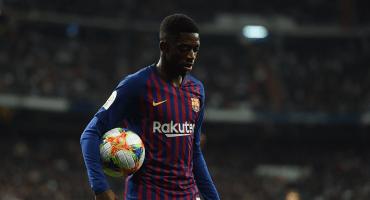 Los partidos que se perderá Dembélé con el Barcelona tras su nueva lesión