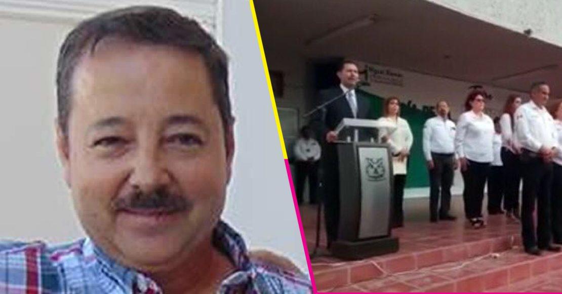 Regidor de Miguel Alemán, en Tamaulipas, Herbey Barrera García se encuentra desaparecido