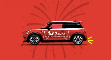 ¡Gánate un Mini Cooper 2019 con SinDelantal!