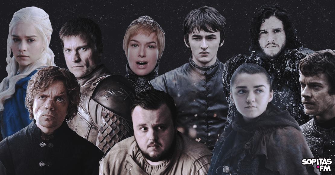 QUIZ: Dime cuál de todos estos lugares has visitado y te diré qué personaje de Game of Thrones eres