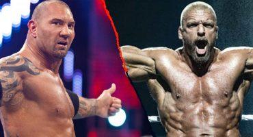 ¡Como en los viejos tiempos! Batista peleará con Triple H en Wrestlemania 35