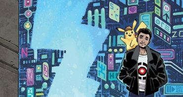 Detective Pikachu - Novela Gráfica