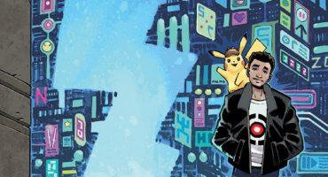 Legendary Comics adaptará 'Detective Pikachu' a una novela gráfica