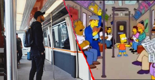 Los motivos por los que Diego Reyes viaja en metro como jugador del Leganés