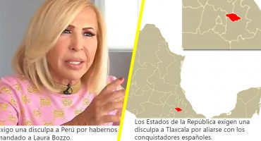Aquí otras disculpas, como las que AMLO le pide a España, que también deberían exigirse