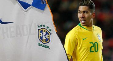Este sería el nuevo uniforme blanco de la Selección de Brasil para la Copa América