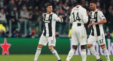 ¡Eres un Dios! Cristiano Ronaldo le marcó hat-trick al Atlético de Madrid