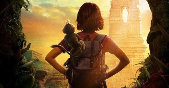 Dora la Exploradora deja la jungla en el tráiler de su película live action