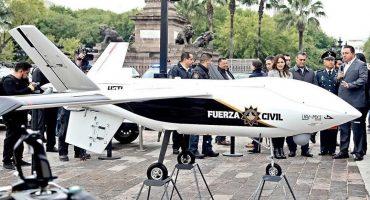 Dron de 54 mdp no dio los resultados esperados y se cancelará operación: Gobierno de Nuevo León