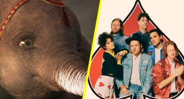 Disney liberó un nuevo adelanto de 'Dumbo' con un cover de Arcade Fire 😱