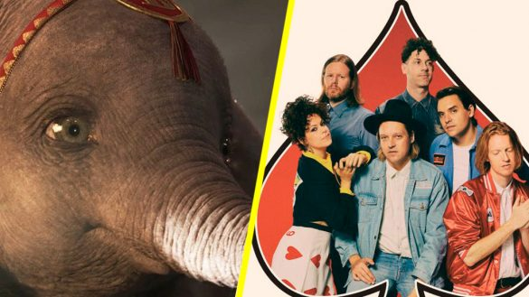 Disney liberó un nuevo adelanto de 'Dumbo' con un cover por parte de Arcade Fire