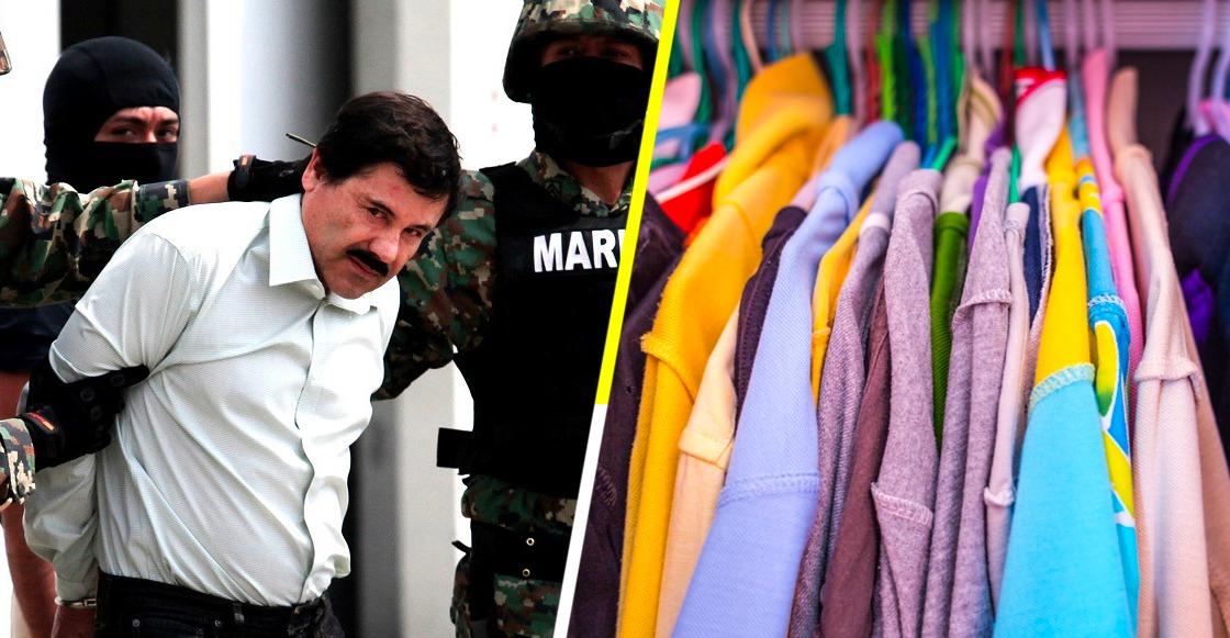 Línea de ropa de El Chapo Guzmán