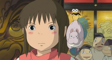 ¡'El Viaje de Chihiro' llega a la Biblioteca Vasconcelos!