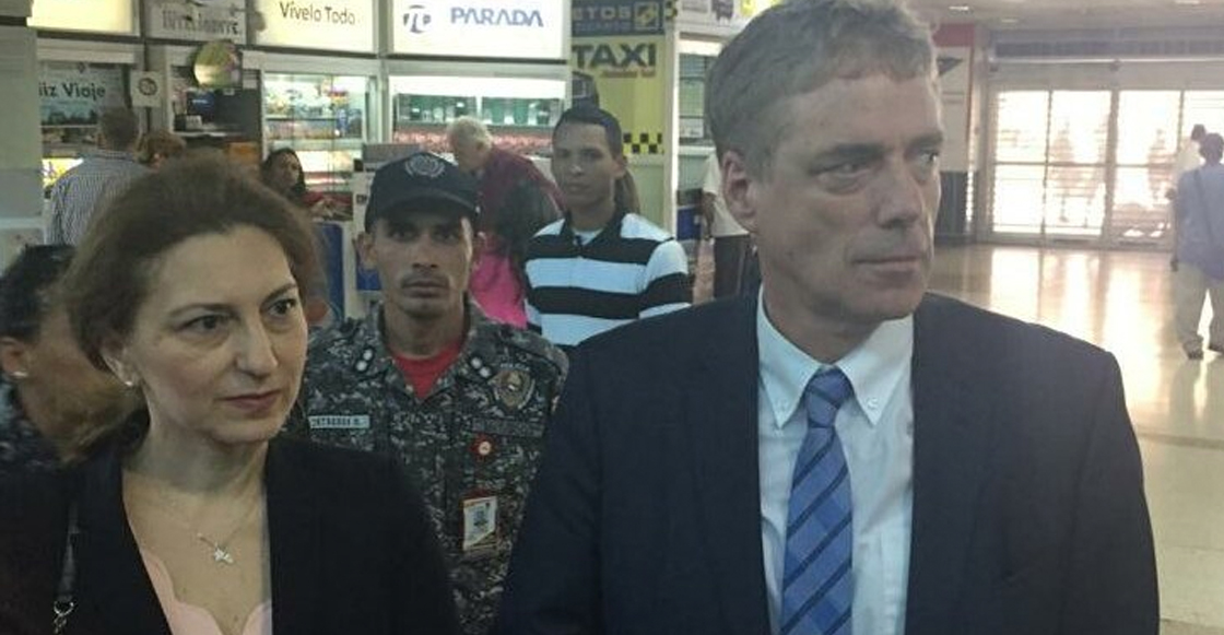 Nicolás Maduro declara persona non grata al embajador de Alemania en Venezuela