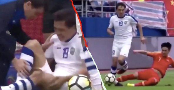 Equipo de Cannavaro planearía despedir a su estrella por fracturar a un rival