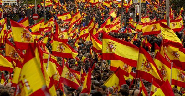 Haciendo amigos nivel: España rechaza