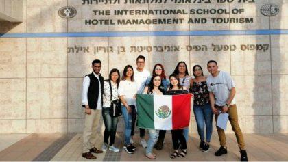 Estudiantes mexicanos fueron detenidos en Israel tras ser