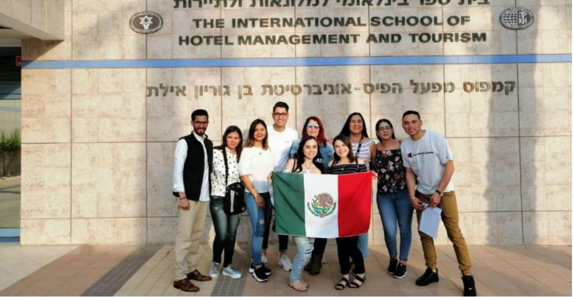 """Estudiantes mexicanos fueron detenidos en Israel tras ser """"explotados laboralmente"""""""