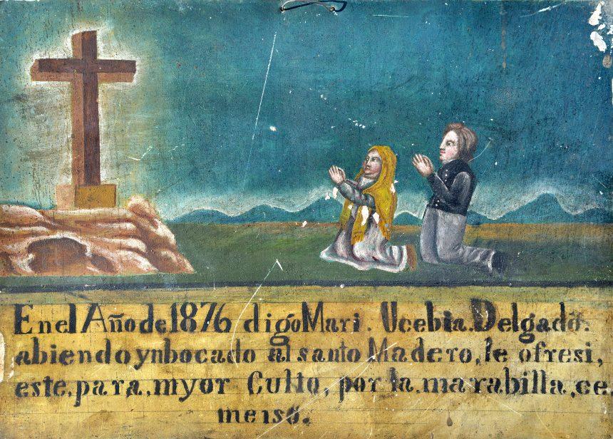 Italia devuelve a México 596 exvotos y arte sacro robados e introducidos al mercado negro