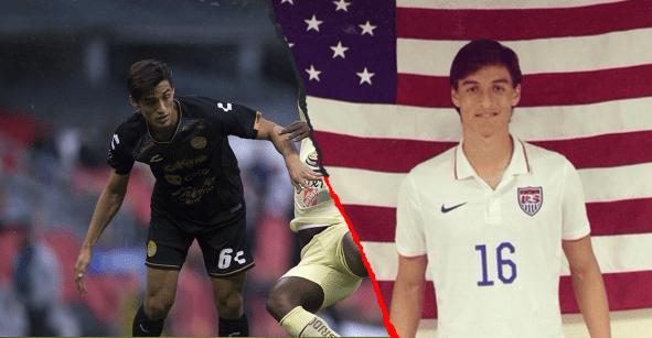 Fernando Arce Jr ya no quiere jugar con Estados Unidos y espera un llamado del 'Tata'