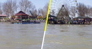 Se hunde ferri en el Río Tigris, en Irak, y mueren al menos 71 personas
