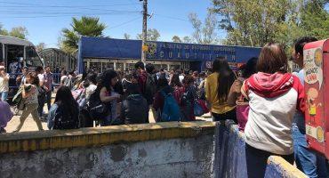 Amenaza de bomba en FES Cuautitlán: desalojan las instalaciones