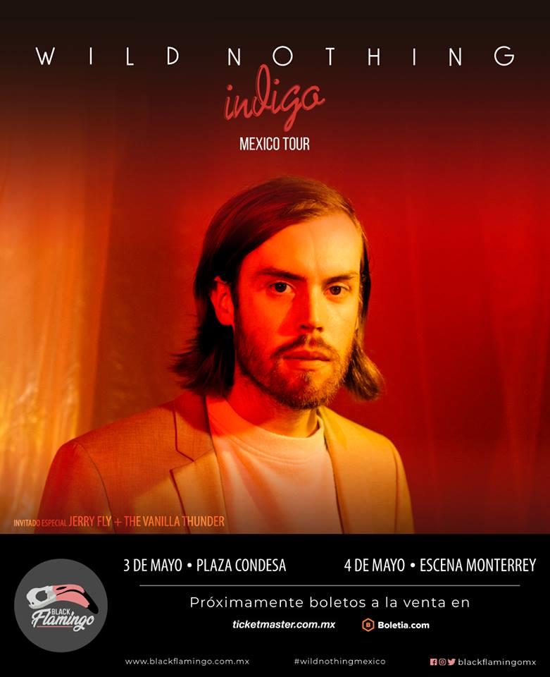 ¡Wild Nothing regresa a México con un concierto en El Plaza Condesa!