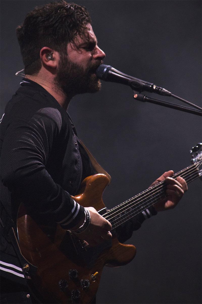 Lo bueno y lo malo del concierto de Foals en el Vive Latino 2019