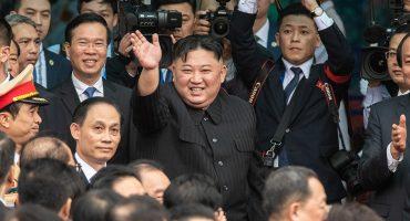 WTF? Despidieron al fotógrafo de Kim Jong-un por taparle accidentalmente el cuello