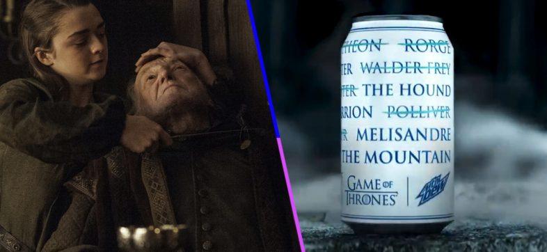 ¡Quiero una! Mountain Dew está regalando estas increíbles latas de Game of Thrones