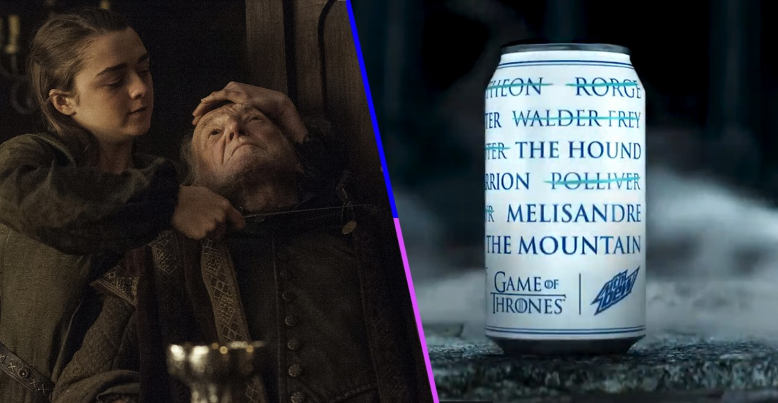 ¡Quiero una! Mountain Dew está regalando estas increíbles latas de Game of Thrones
