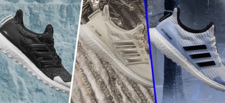 ¡Adidas al fin presenta su colaboración con Game Of Thrones y este es el precio!