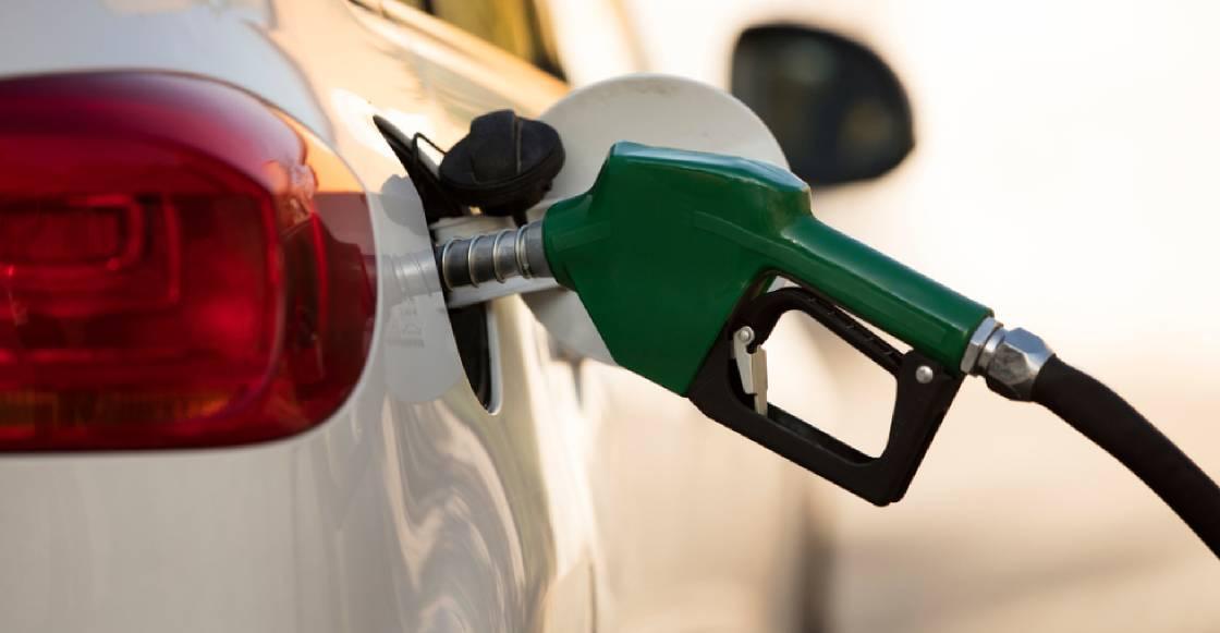 Regresan estímulo fiscal para que gasolina cueste menos