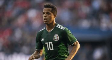 Giovani Dos Santos se encuentra en México ¿Negocia con algún equipo?