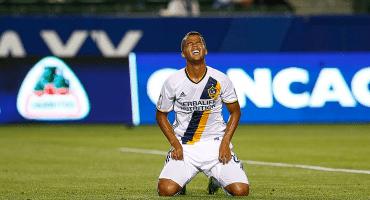 El mensaje de despedida de Giovani Dos Santos tras quedar fuera del Galaxy