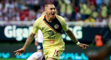 ¡2 de 2! Los goles de la cómoda victoria del América sobre las Chivas en crisis
