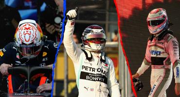 Así arrancarán los pilotos en el primer Gran Premio del año de Fórmula 1 en Australia