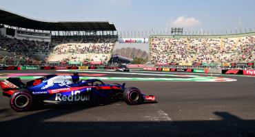 ¡La Fórmula 1 peligra! El GP de México pierde el derecho de preferencia para la temporada 2020