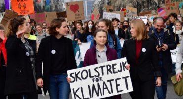 Greta Thunberg, activista ambiental de 16 años, es nominada al Nobel de la Paz