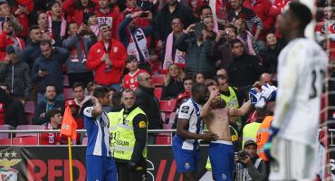 El exportero del Benfica confiesa que el gol de Héctor Herrera es el peor momento de su carrera