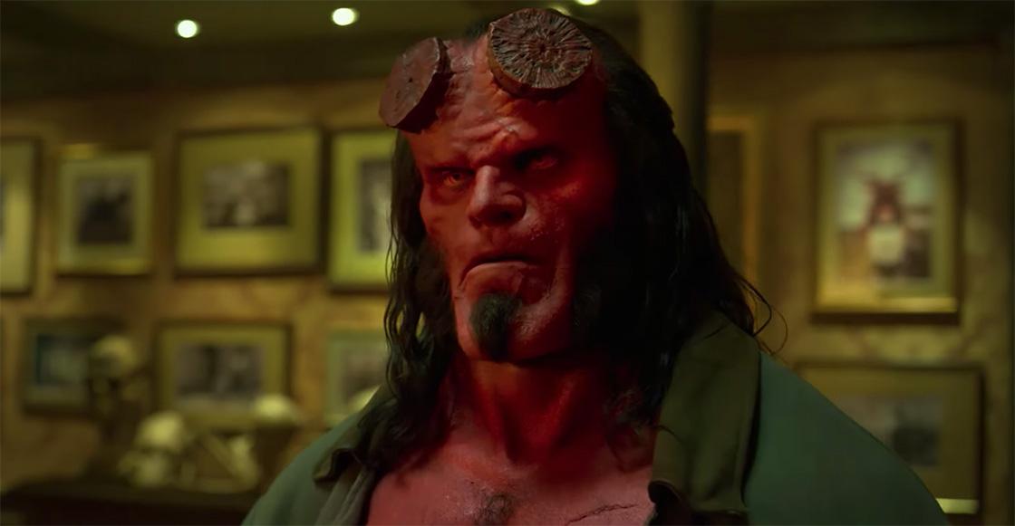 Conoce a todos los enemigos de 'Hellboy' en el nuevo tráiler