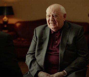 Checa el tráiler de 'Meeting Gorbachev', el nuevo documental de Werner Herzog